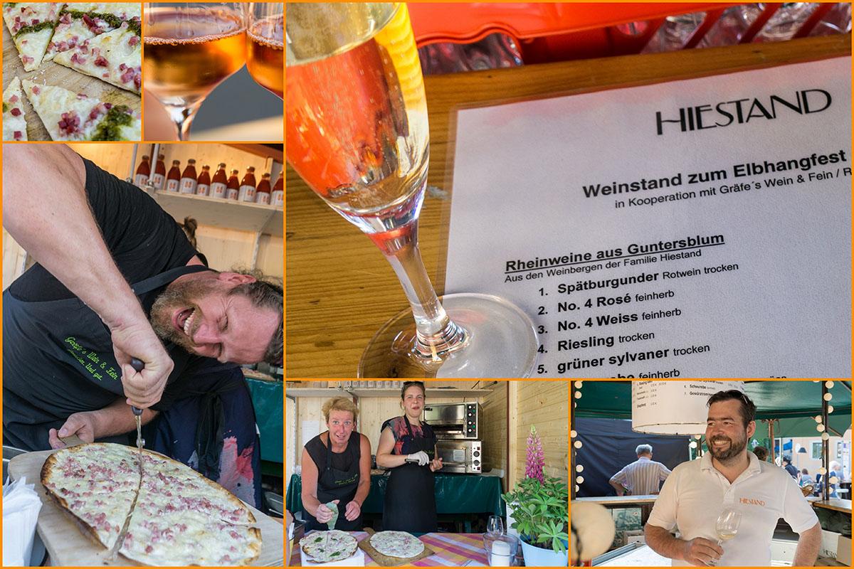 Elbhangfest mit dem Weingut Hiestand @ Körnerplatz